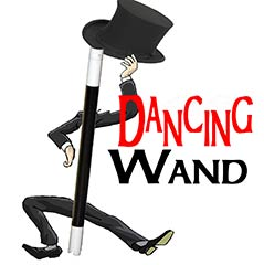 Dancing Wand Metal