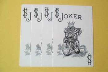 Rainbow Jokers, Poker - Astor