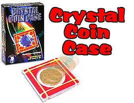 Crystal Coin Case - Boxed