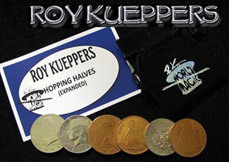 Hopping Halves - Expanded - Kueppers
