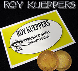 Expanded English Penny Shell - Kueppers