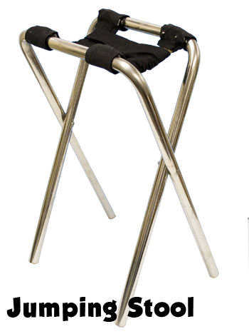 Jumping Stool - Black