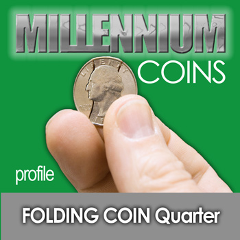 Folding Quarter - Profile Cut - Mill.