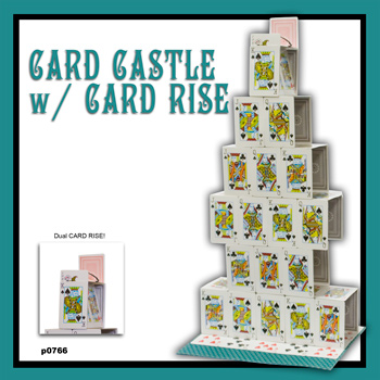 Card Castle to Card Rise