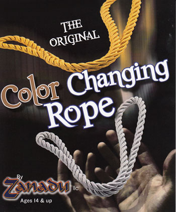 Color Changing Rope,Yellow - Zanadu