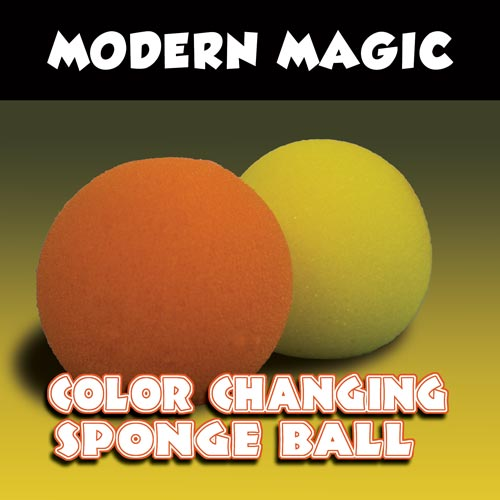 Color Change Sponge Ball