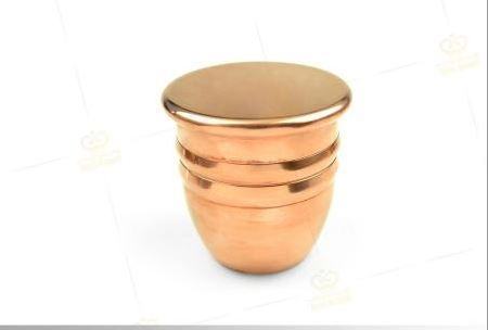 Cup SEALED Solid, Copper