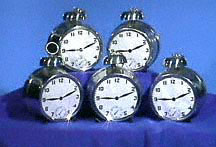 Nest of Clocks