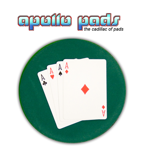 "Apollo SpotLight 6"" Round Green"