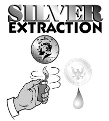 Silver Extraction