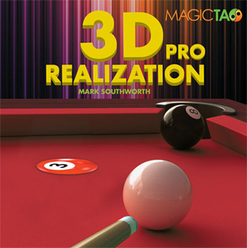 3D Realization w/ DVD - 8 Ball , M. Tao