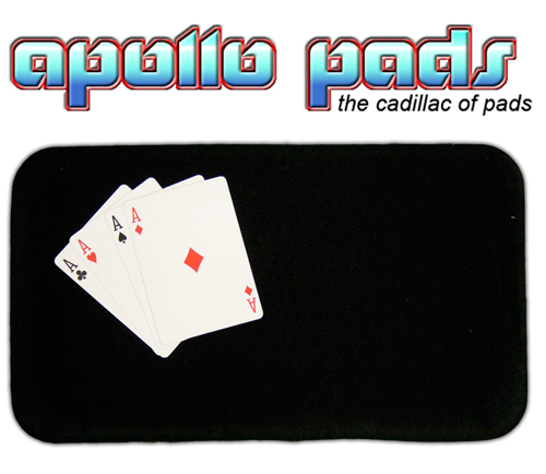 Apollo Table Hopper 7x12 Black