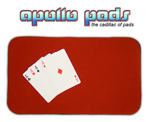 Apollo Table Hopper 7x12 Red