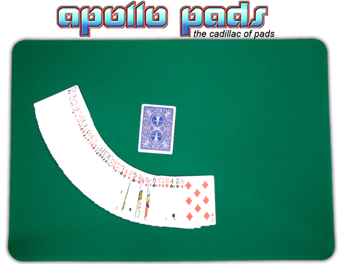 Apollo CardWorker 16x23 Green