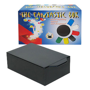Drawer Box - Fantastic - Black