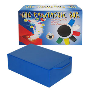 Drawer Box - Fantastic - Blue