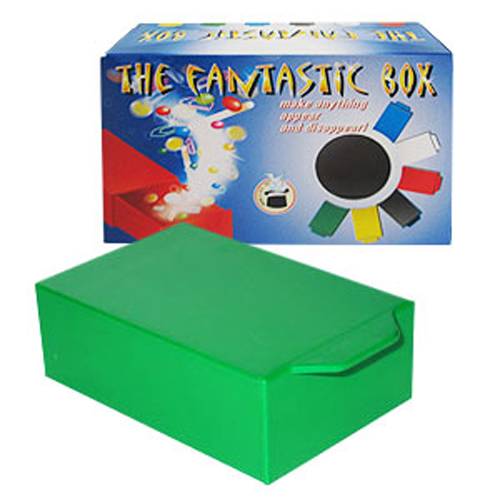Drawer Box - Fantastic - Green