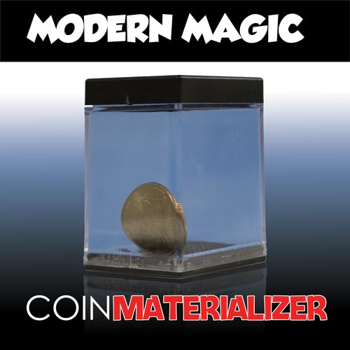 Materializer, Coin - Modern