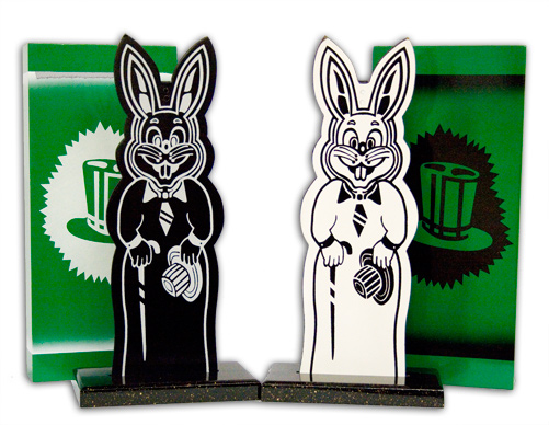 Hippity Hop Rabbits, Cut Out Stage