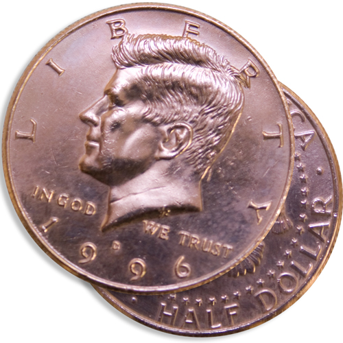 Half Dollar - Copper