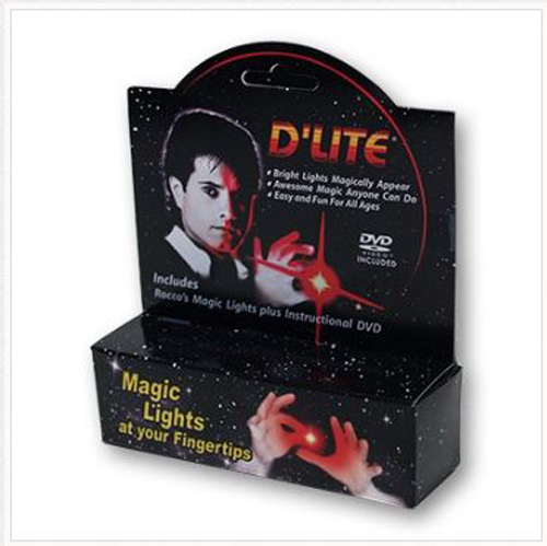 D'Lite JR. PAIR w/ DVD