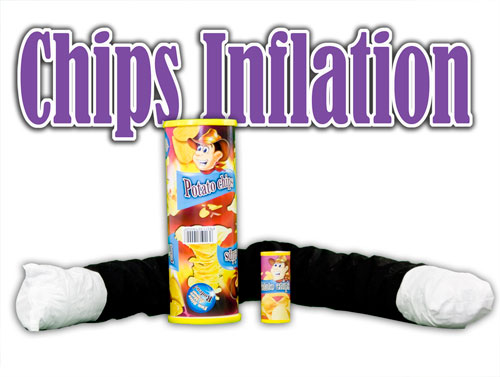 Chips Inflation w/ Spring Wand
