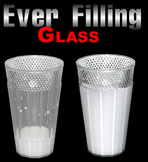 Ever-filling Glass - Locking