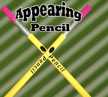 Appearing Pencil -  8 Feet