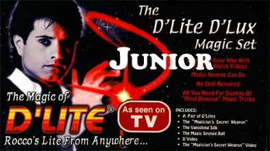 D'Lite, Single - RED, Junior
