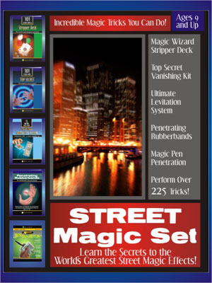 Magic Set - Street Magic