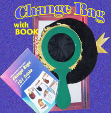 Change Bag w/ Book - Boxed