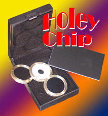 Holey Chip Miracle - Brass