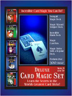 Magic Set - Ultimate Card Magic