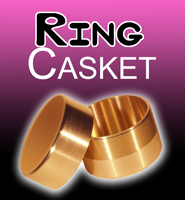 Brass Ring Casket