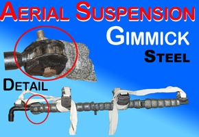 Aerial Suspension Harness Only
