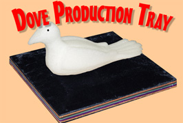 Dove Production Tray, Large Deluxe