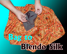 Bag to Blendo Silk - Complete