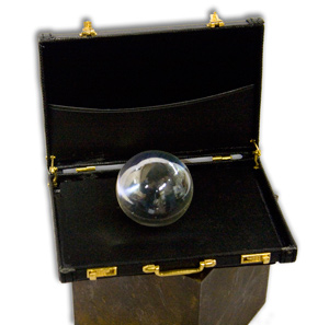 Baffling Ball from Briefcase - Miniature