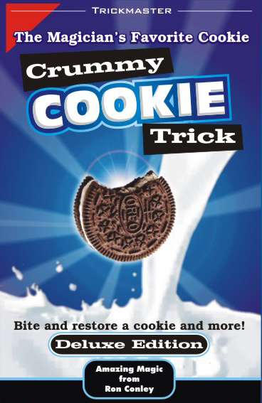 Crummy Cookie Deluxe Kit -2 Cookies