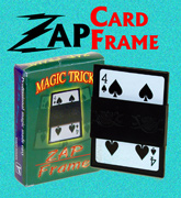 Zap Card Frame - Boxed