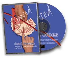 Forcing a Card DVD - Secrets