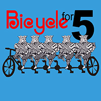 Bicycle for Five