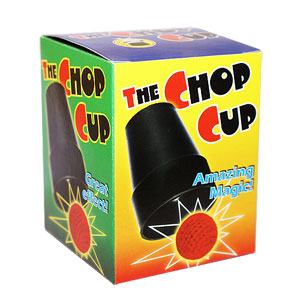 Chop Cup, Plastic - Boxed
