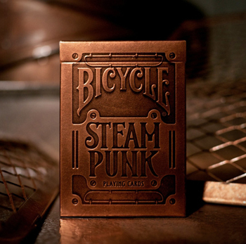 Bicycle - Steam Punk Gold Deck