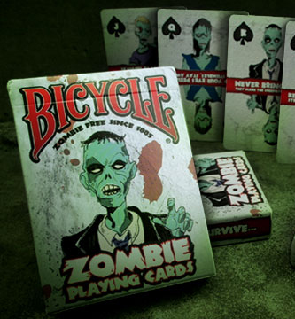 Bicycle - Zombie Deck