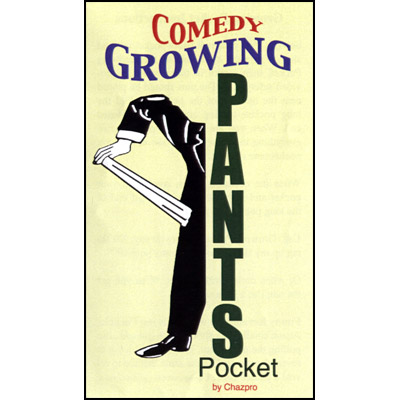 Growing Pants Pocket - Chazpro