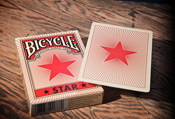 Bicycle - Red Star Deck