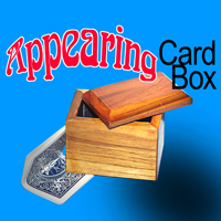Appearing Card in Box