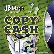 Copy Cash w/ DVD - JB