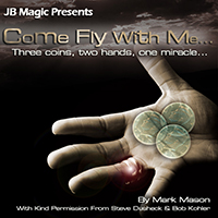 Come Fly with Me - Half w/ DVD - JB